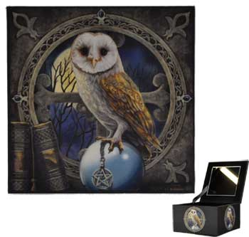 Owl Mirror box