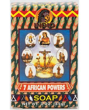 7 African Power soap 3oz