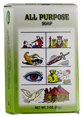 All Purpose soap 3oz