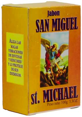 100gm St. Michael soap kit