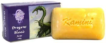 100g Dragons Blood soap