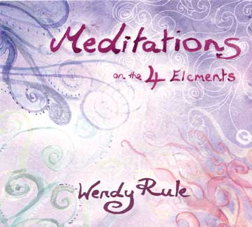 CD: Meditations on the 4 Elements